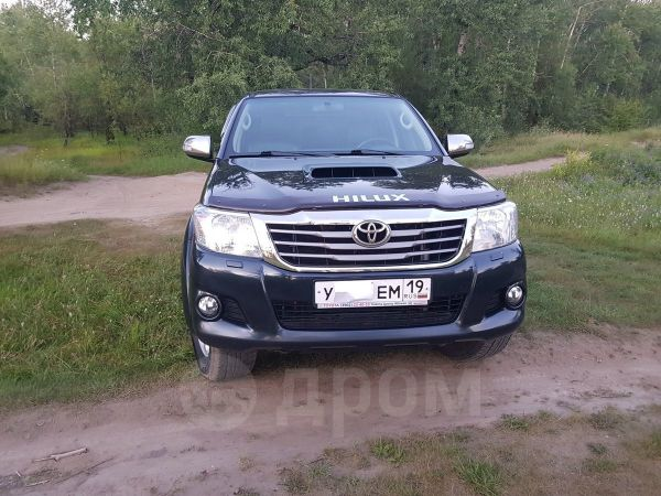 Toyota Hilux Pick Up, 2013 год, 1 469 000 руб.