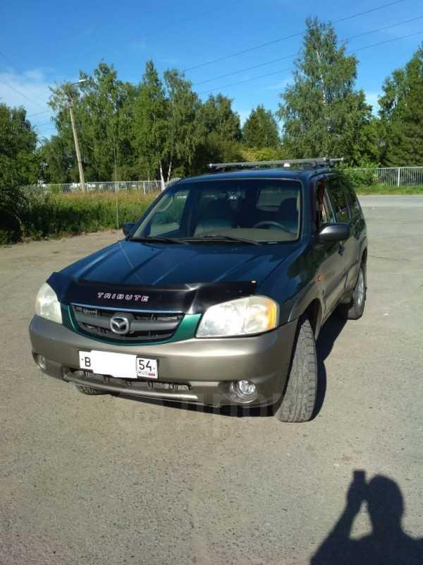 Mazda Tribute, 2001 год, 345 000 руб.