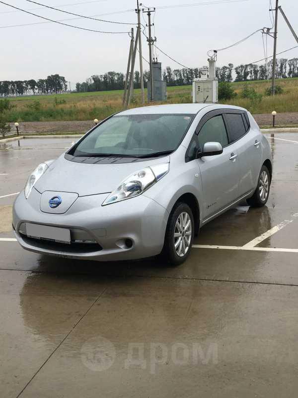 Nissan Leaf, 2013 год, 470 000 руб.