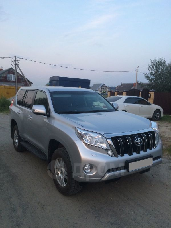 Toyota Land Cruiser Prado, 2015 год, 2 220 000 руб.