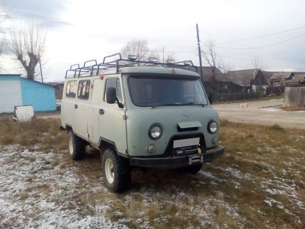 УАЗ Буханка, 1997 год, 270 000 руб.