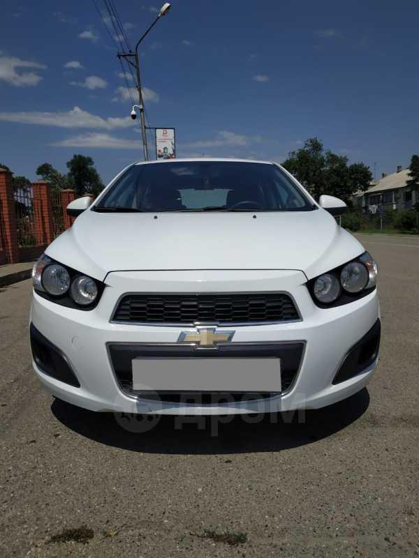 Chevrolet Aveo, 2015 год, 495 000 руб.