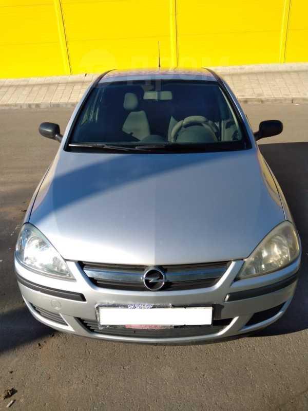 Opel Corsa, 2004 год, 155 000 руб.