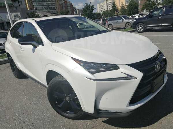 Lexus NX300h, 2017 год, 2 395 000 руб.