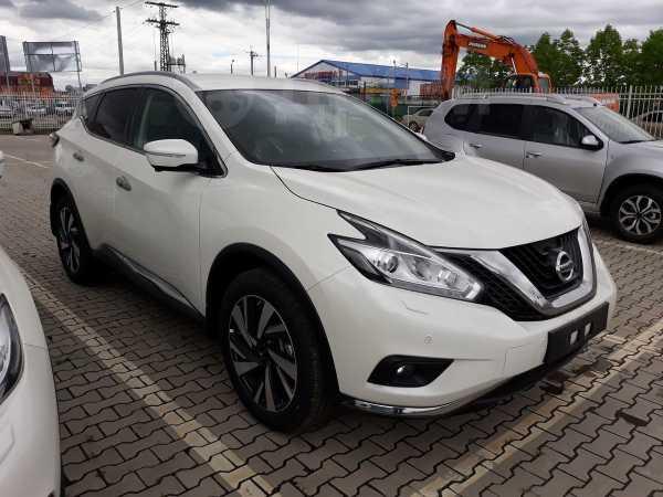 Nissan Murano, 2020 год, 3 179 000 руб.