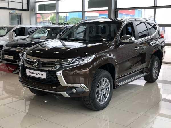 Mitsubishi Pajero Sport, 2019 год, 3 251 000 руб.