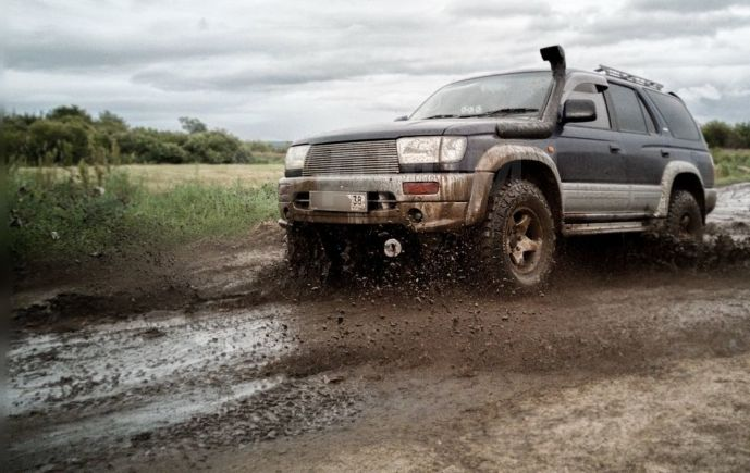 Toyota Hilux Surf, 1996 год, 750 000 руб.