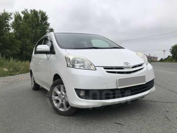 Toyota Passo Sette, 2009 год, 460 000 руб.