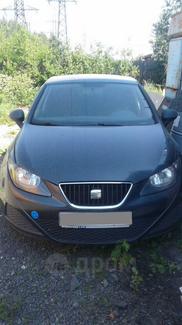 SEAT Ibiza, 2009 год, 234 000 руб.