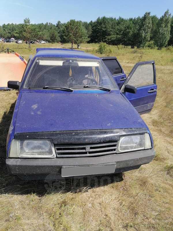 Лада 21099, 2002 год, 48 000 руб.