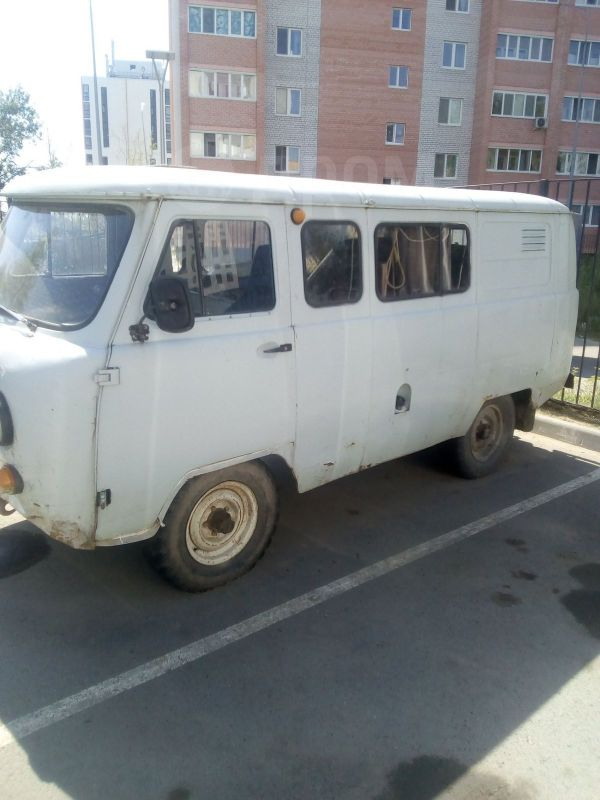 УАЗ Буханка, 1996 год, 50 000 руб.