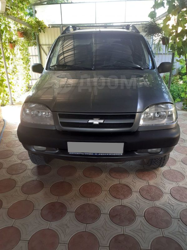 Chevrolet Niva, 2005 год, 205 000 руб.