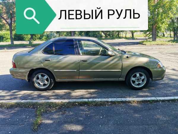Nissan Sentra, 2000 год, 165 000 руб.