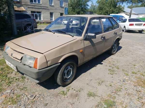 Лада 2109, 1989 год, 63 000 руб.