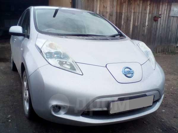 Nissan Leaf, 2011 год, 425 000 руб.
