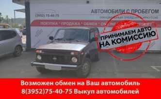 Иркутск 4x4 2121 Нива 2011
