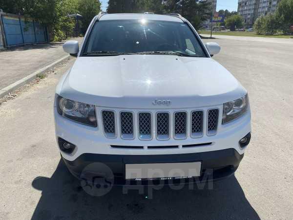 Jeep Compass, 2014 год, 970 000 руб.