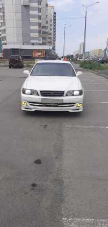 Челябинск Chaser 2001