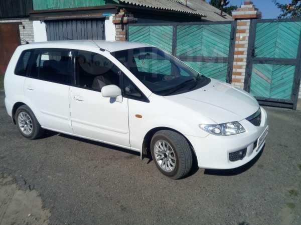 Mazda Premacy, 2001 год, 292 000 руб.