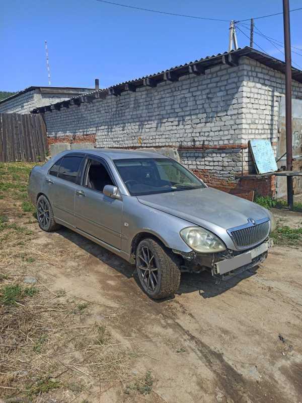 Toyota Brevis, 2003 год, 120 000 руб.