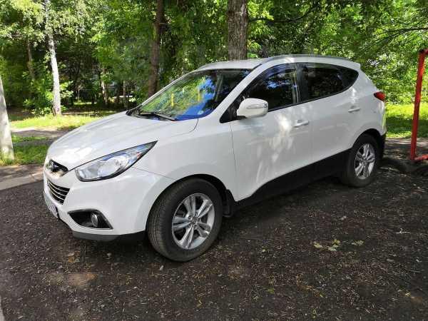 Hyundai ix35, 2012 год, 640 000 руб.