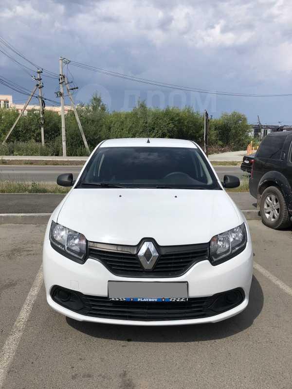 Renault Logan, 2018 год, 437 000 руб.