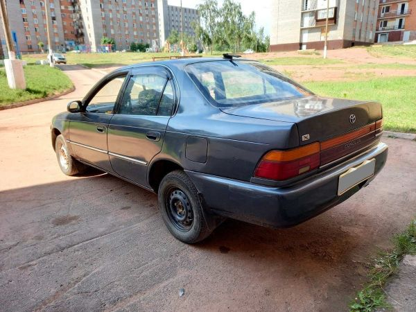 Toyota Corolla, 1993 год, 110 000 руб.