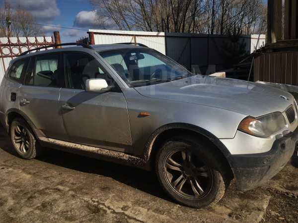 BMW X3, 2003 год, 340 000 руб.