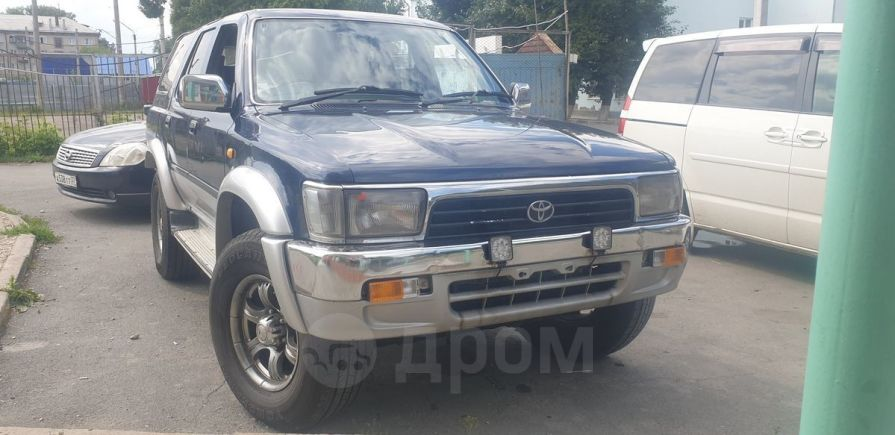 Toyota Hilux Surf, 1991 год, 365 000 руб.