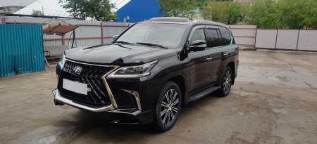 Южно-Сахалинск Lexus LX570 2019