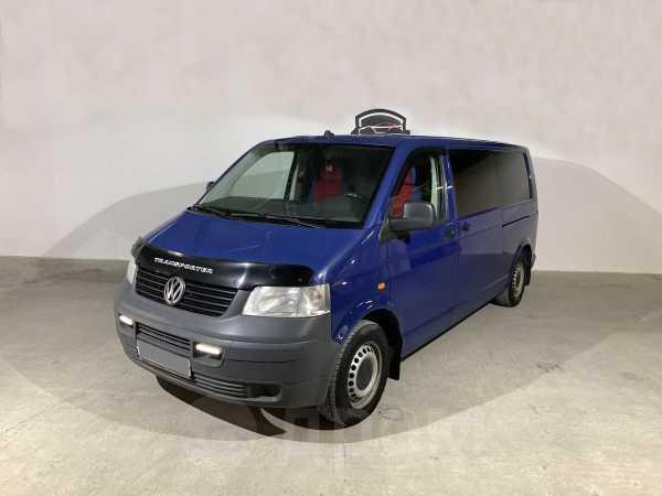 Volkswagen Transporter, 2007 год, 579 000 руб.