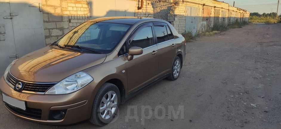 Nissan Tiida, 2007 год, 285 000 руб.