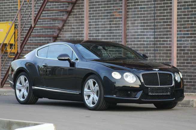 Bentley Continental GT, 2012 год, 3 990 000 руб.
