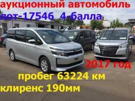 Москва Toyota Voxy 2017