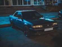 Новокузнецк Chaser 1991