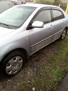 Миасс Corolla 2005