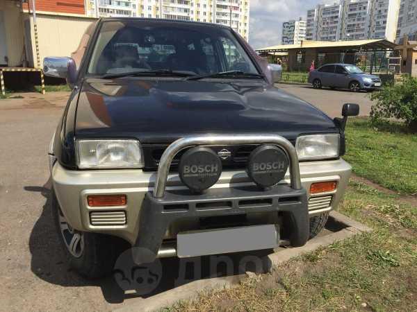 Nissan Mistral, 1995 год, 550 000 руб.