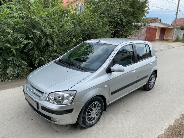 Hyundai Getz, 2004 год, 275 000 руб.