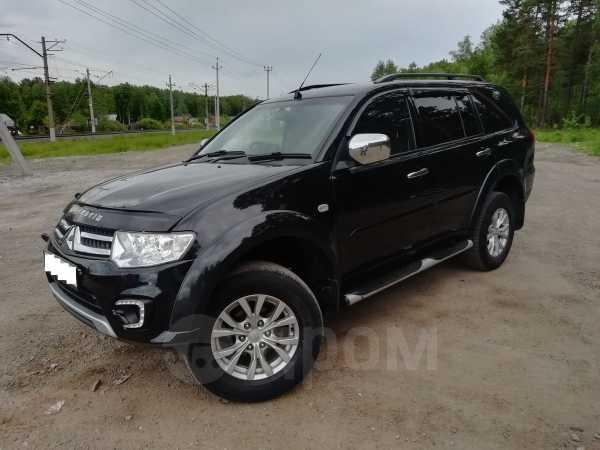 Mitsubishi Pajero Sport, 2014 год, 1 100 000 руб.