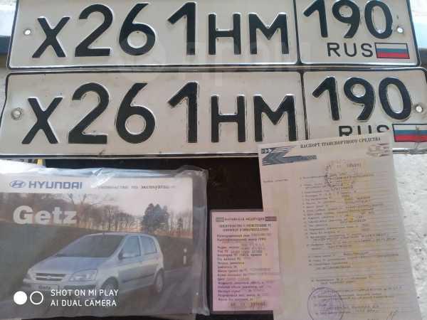 Hyundai Getz, 2004 год, 100 000 руб.