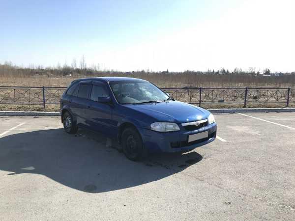 Mazda Familia S-Wagon, 2000 год, 85 000 руб.
