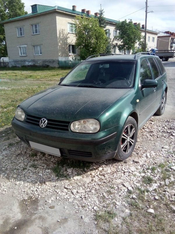 Volkswagen Golf, 1999 год, 210 000 руб.