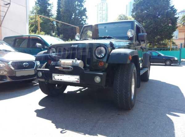 Jeep Wrangler, 2008 год, 1 175 000 руб.