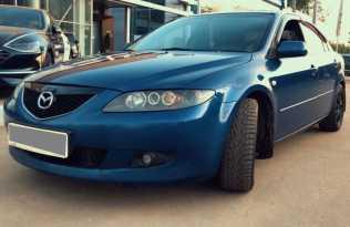 Нижний Новгород Mazda6 2005