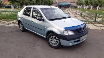 Братск Renault Logan 2008
