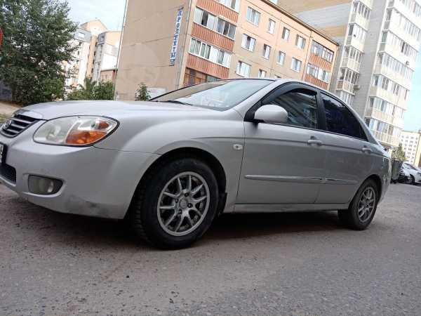 Kia Cerato, 2008 год, 280 000 руб.