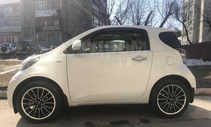 Toyota iQ, 2009 год, 570 000 руб.
