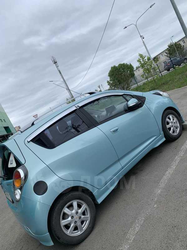 Chevrolet Spark, 2009 год, 300 000 руб.