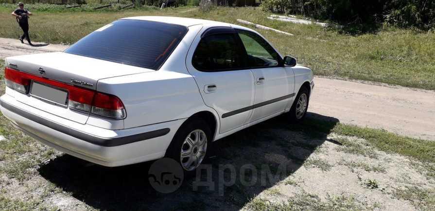 Nissan Sunny, 1999 год, 115 000 руб.