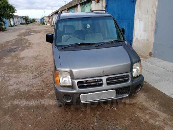 Suzuki Wagon R, 1998 год, 120 000 руб.